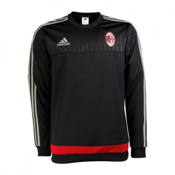 AC Milan męska koszulka treningowa nero diavolo