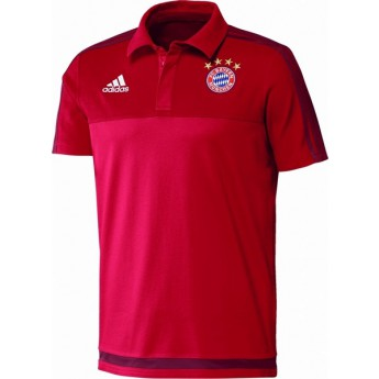 Bayern Monachium koszulka polo rot