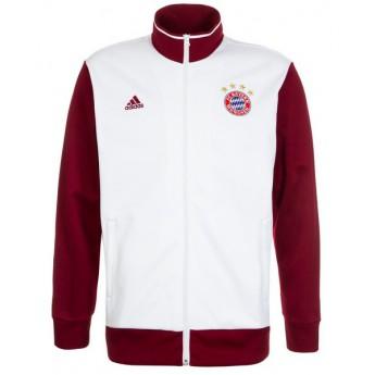 Bayern Monachium kurtka męska white 3S Trk Top