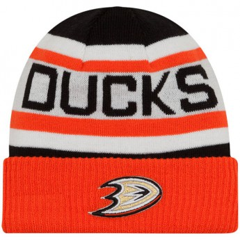 Anaheim Ducks czapka zimowa New Era Biggest Fan