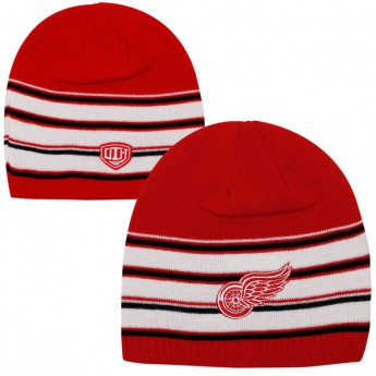 Detroit Red Wings czapka zimowa Werner red