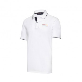 Koszulka męska polo Classic biała Infiniti Red Bull Racing 2016
