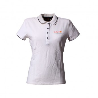 Red Bull Racing damska koszulka polo Classic white 2016