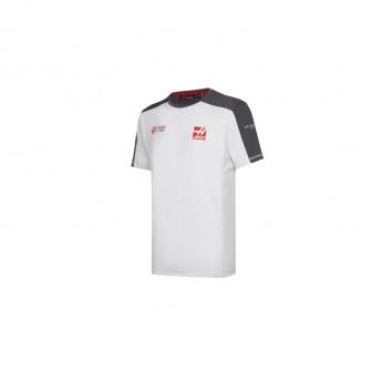 Haas F1 koszulka dziecięca grey 2016