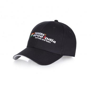 Foce India F1 czapka baseballówka black Sahara 2016