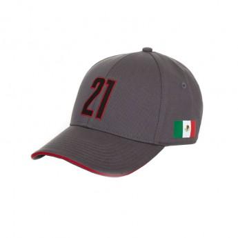 Czapka baseballowa Gutierrez Haas F1 Team 2016