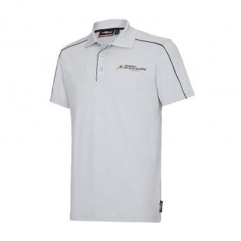 Koszulka polo męska Fan szara Sahara Force India F1 Team 2016