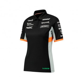 Koszulka polo damska Sahara Force India F1 Team 2017