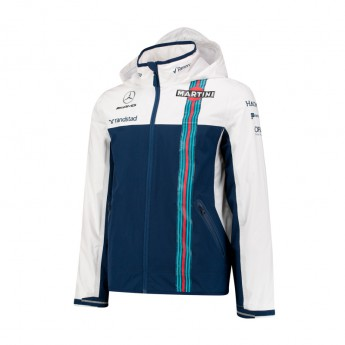 Williams męska kurtka z kapturem Rain Jacket 2017