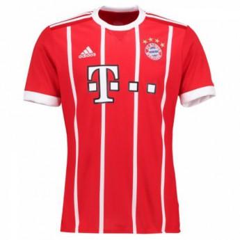 Bayern Monachium piłkarska koszulka meczowa 17/18 home