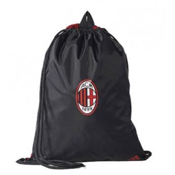 AC Milan worek gym bag redblack 17
