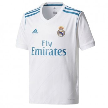 Real Madrid piłkarska koszulka meczowa 17/18 home