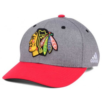 Chicago Blackhawks czapka baseballówka 2Tone Adjustable