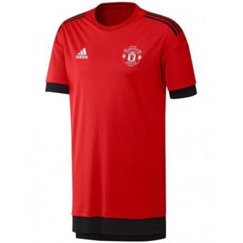Manchester United męska koszulka meczowa 17 UCL red