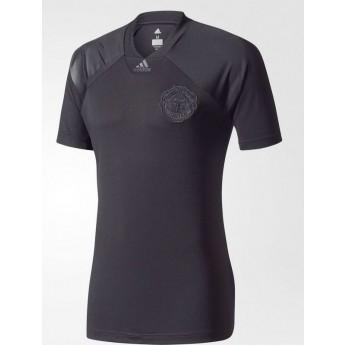 Manchester United męska koszulka meczowa black Li