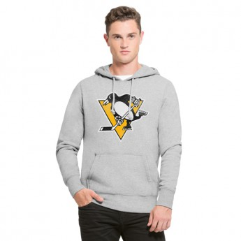 Pittsburgh Penguins męska bluza z kapturem grey Knockaround Headline