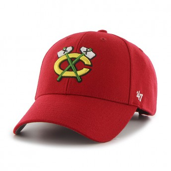 Chicago Blackhawks czapka 47 MVP Red
