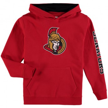 Ottawa Senators Bluza dziecięca red NHL Zone Fleece