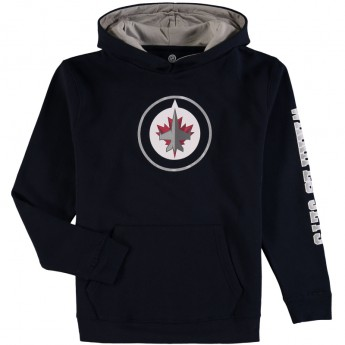 Winnipeg Jets Bluza dziecięca black NHL Zone Fleece