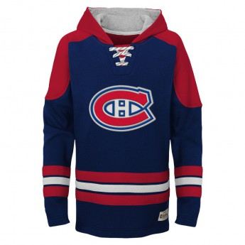 Montreal Canadiens Bluza dziecięca blue NHL Legendary Pullover