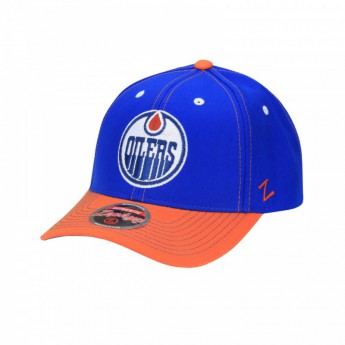 Edmonton Oilers Czapka NHL Staple Adjustable