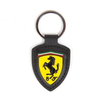 Breloczek skórzany Shield Ferrari F1 Team 2018
