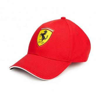 Ferrari czapka baseballówka Classic red F1 Team 2018