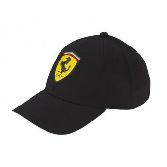 Czapka dziecięca Classic Black Ferrari F1 Team 2018