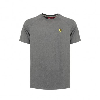 Koszulka T-shirt męska szara Midlayer Scuderia Ferrari F1 Team 2018