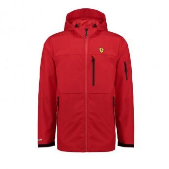 Kurtka Rain Jacket męska czerwona FW Scuderia Ferrari F1 Team 2018
