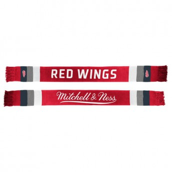 Detroit Red Wings szalik zimowy Vintage Rainbow Knit Scarf