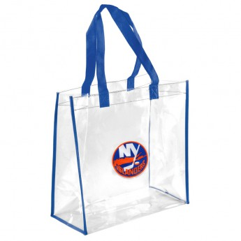 New York Islanders torba zakupowa Clear Reusable Bag