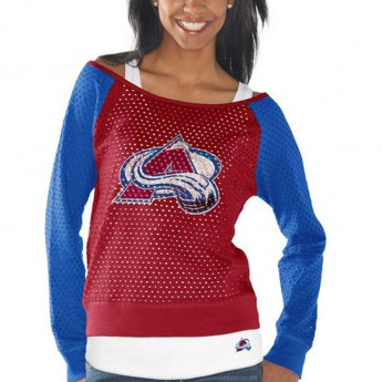 Colorado Avalanche Komplet damskich t-shirtów Holey Long Sleeve Top and Tank Top II Set