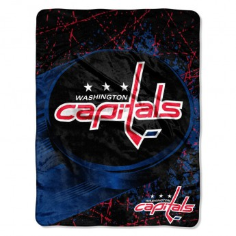 Washington Capitals koc Plush Micro Throw