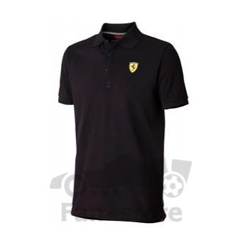 Scuderia Ferrari koszulka polo nero