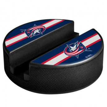 Columbus Blue Jackets Uchwyt na telefon Puck Media Holder
