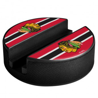 Chicago Blackhawks Uchwyt na telefon Puck Media Holder