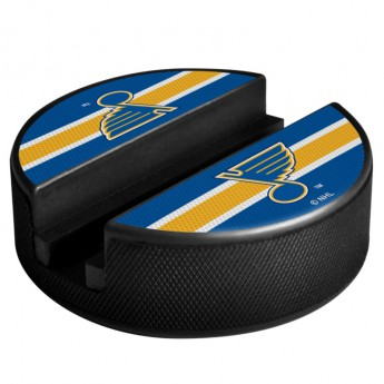 St. Louis Blues Uchwyt na telefon Puck Media Holder