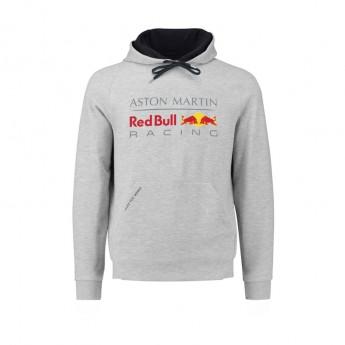 Red Bull Racing męska bluza z kapturem grey 2018