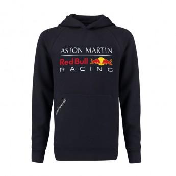 Red Bull Racing dziecięca bluza z kapturem navy 2018