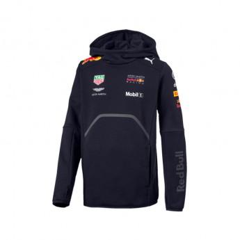 Bluza dziecięca Hoodie granatowa Red Bull Racing F1 Team 2018