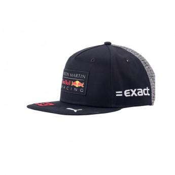 Czapka Baseballowa Flat Verstappen granatowa Red Bull Racing F1 Team 2018
