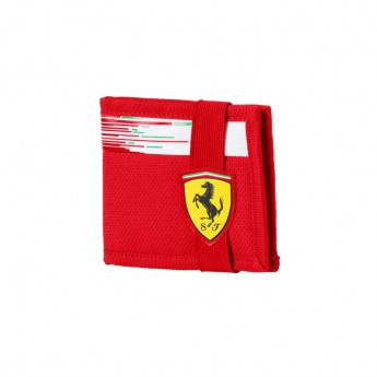 Ferrari portfel składany red F1 Team 2018