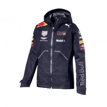 Kurtka męska Rain granatowa Red Bull Racing F1 Team 2018