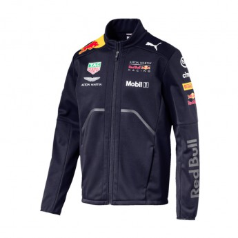 Red Bull Racing kurtka męska Softshell navy F1 Team 2018
