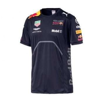 Red Bull Racing koszulka męska navy F1 Team 2018