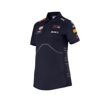 Koszulka Polo damska granatowa Red Bull Racing F1 Team 2018