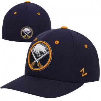 Buffalo Sabres czapka baseballówka navy Powerplay Fitted Hat