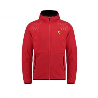 Kurtka męska softshell SF czerwona Ferrari F1 Team 2018