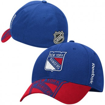 New York Rangers Czapka dziecięca NHL Draft Structured Flex